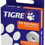 Adesivo Fita Veda Rosca marca Tigre
